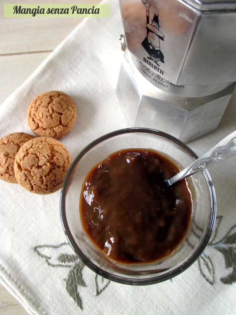 Crema al caffè vegan, Mangia senza Pancia