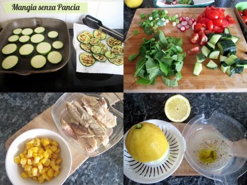 Insalata di riso e sgombro al limone, Mangia senza Pancia