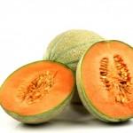 Bevanda depurativa anguria e melone con limone e zenzero, melone, Mangia senza Pancia