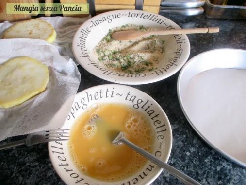 Cotolette di sedano rapa al forno senza olio, Mangia senza Pancia