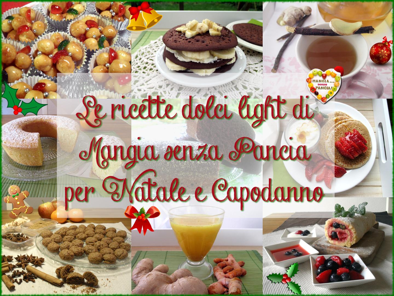 Célèbre Ricette dolci light per Natale e feste 2015 - Mangia senza Pancia IZ77