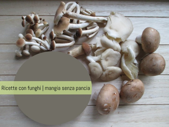 Ricette con i Funghi Leggere