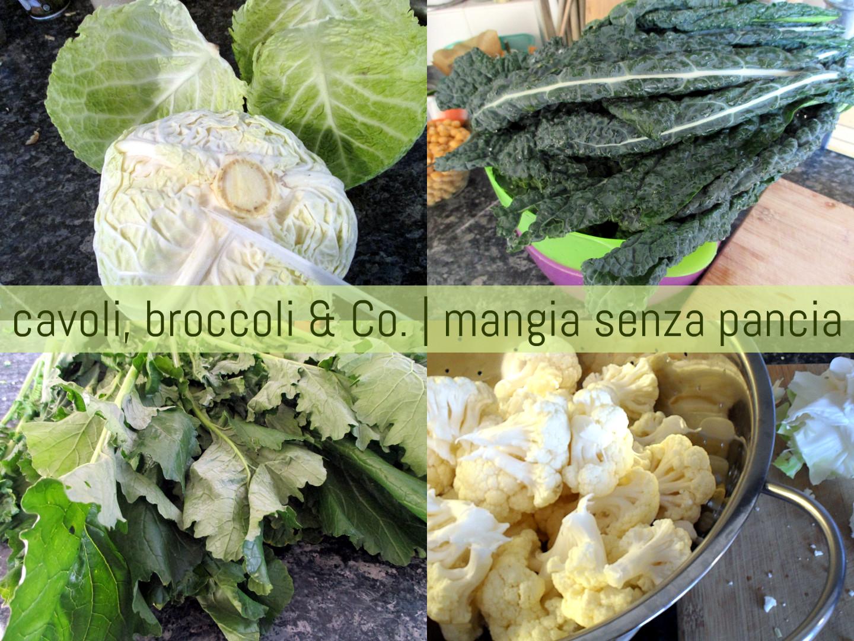 Ricette con cavoli, broccoli & Co., Mangia senza Pancia
