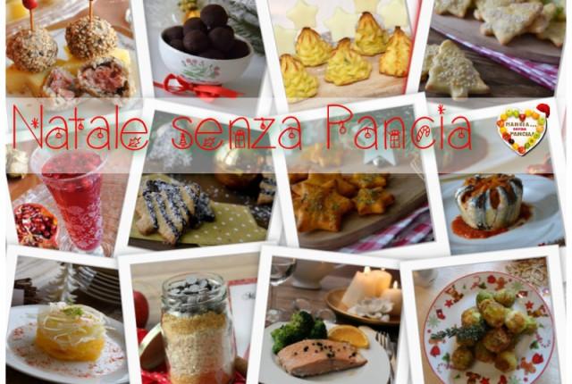 Natale senza Pancia - ricette light per le feste, Mangia senza Pancia