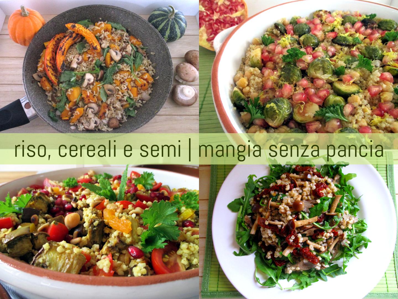Ricette leggere con riso e altri cereali e semi mangia for Ricette leggere