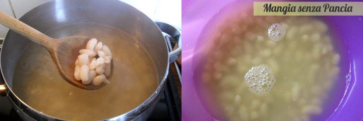 Salsa di fagioli bianchi speziata, Mangia senza Pancia