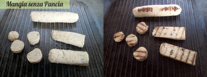 Wurstel di tofu leggeri, Mangia senza Pancia