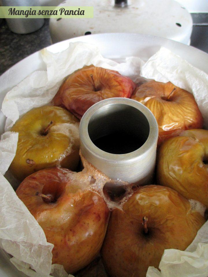 Mele cotte senza zucchero nel fornetto Versilia, Mangia senza Pancia