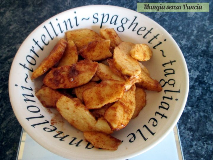 Mini strudel dolci vegan e senza glutine, Mangia senza Pancia