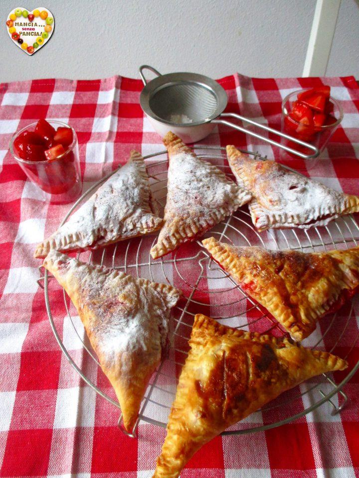 Sfogliatine di fragole, Mangia senza Pancia