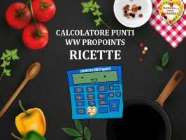 Calcolatore Ricette Weight Watchers Propoints