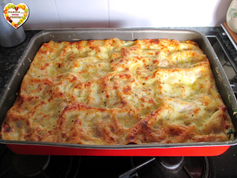 Lasagne ricotta e spinaci, Mangia senza Pancia