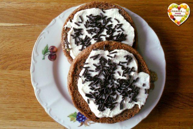 Mousse di ricotta e cioccolato, Mangia senza Pancia
