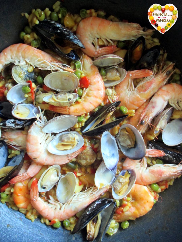 Paella Di Pesce La Classica Ricetta In Versione Leggera E Facilissima