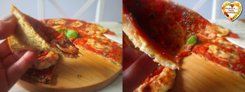 Pizza di cavolfiore, Mangia senza Pancia