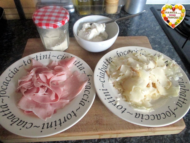 Girelle di lasagne al sugo, Mangia senza Pancia