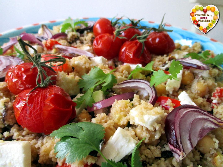 Couscous con verdure, Mangia senza Pancia