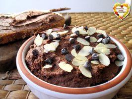 Hummus al cioccolato