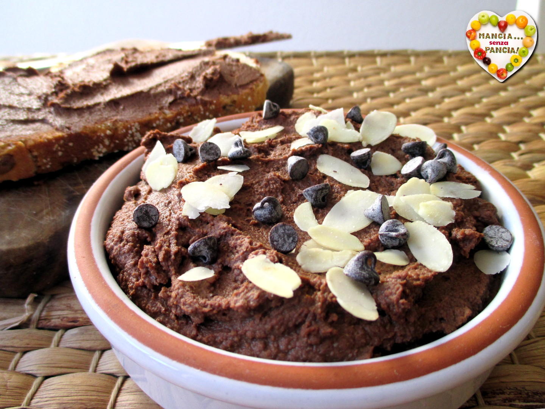 Hummus al cioccolato, Mangia senza Pancia