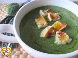 Passato di broccoli e cavolo nero