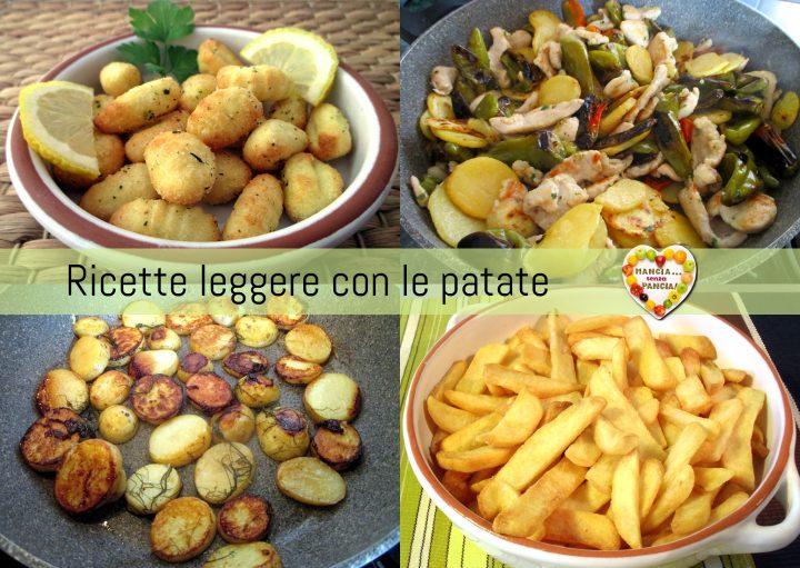 Ricette Leggere con le Patate