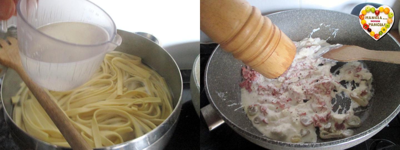 Pasta con ricotta, bresaola e rucola, Mangia senza Pancia