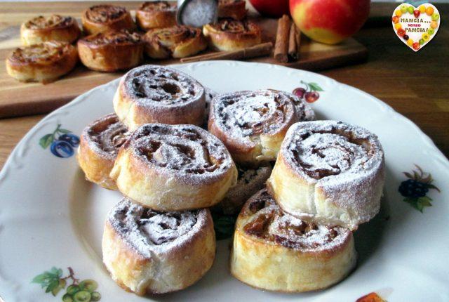 Girelle di mela e cannella, Mangia senza Pancia