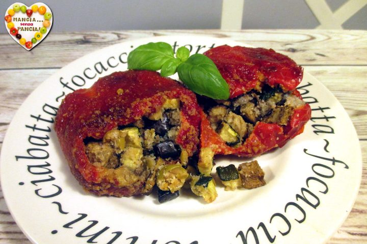 Peperoni mbuttunati alla napoletana