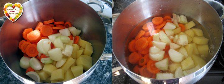 Purè di carote e patate: hutspot olandese, Mangia senza Pancia