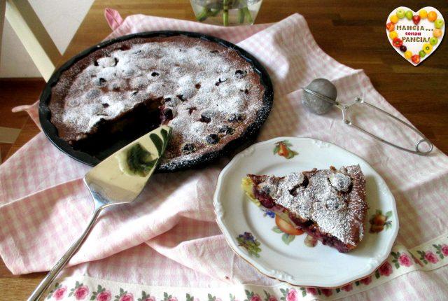 Clafoutis alle ciliegie, Mangia senza Pancia
