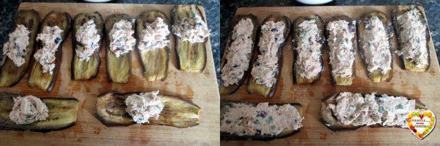 Involtini di melanzane con tonno e olive, Mangia senza Pancia