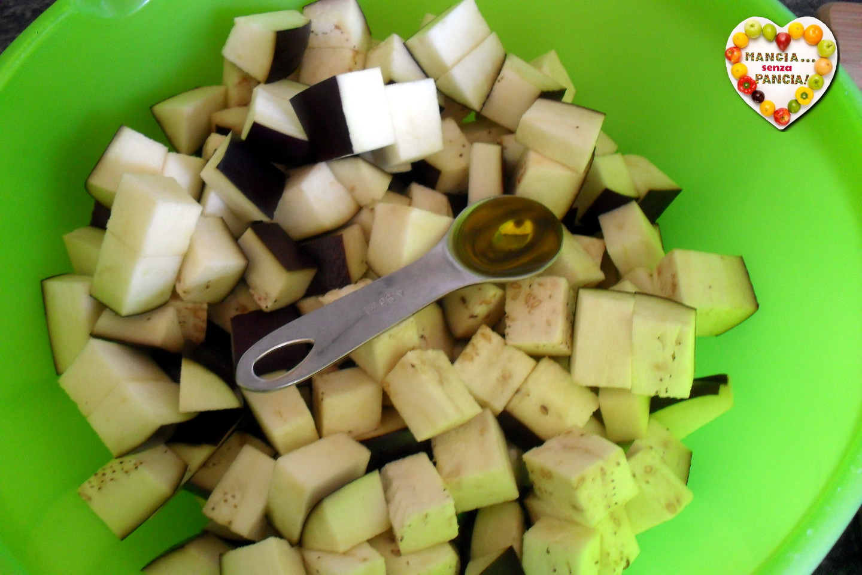 Melanzane e lenticchie speziate, Mangia senza Pancia