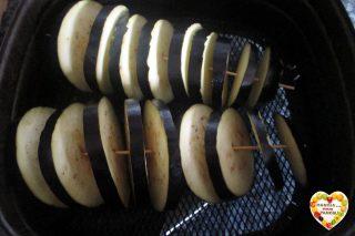Come arrostire le melanzane nella friggitrice ad aria, Mangia senza Pancia