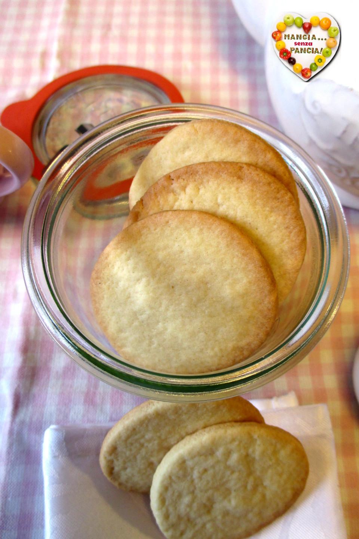 Biscotti senza uova, Mangia senza Pancia
