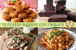 15 ricette con i legumi