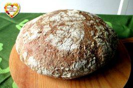 Pane facile con 1g lievito in friggitrice ad aria