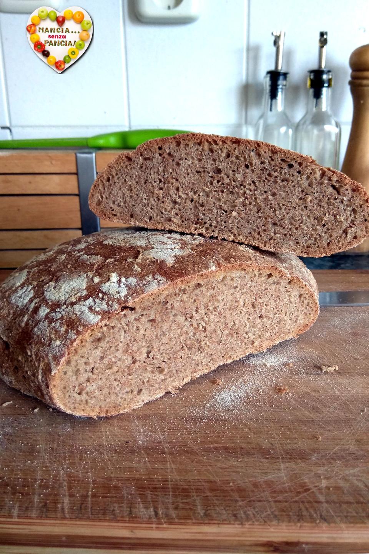 Pane facile con 1g lievito in friggitrice ad aria, Mangia senza Pancia