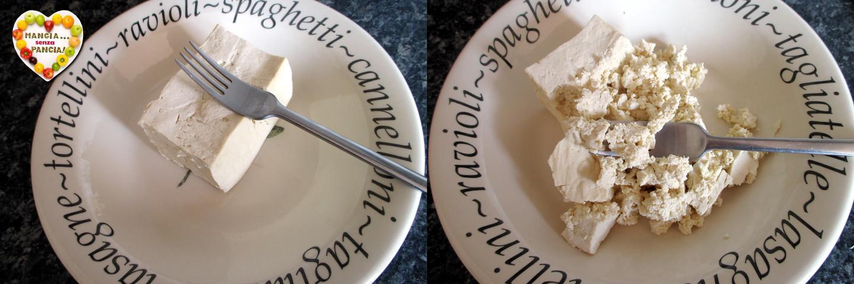 Tofu strapazzato vegan, Mangia senza Pancia