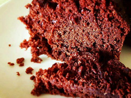 Muffin integrali al cacao