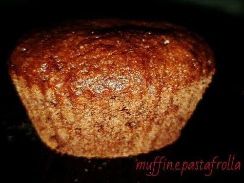 Muffin Vegani Cacao e Arancia