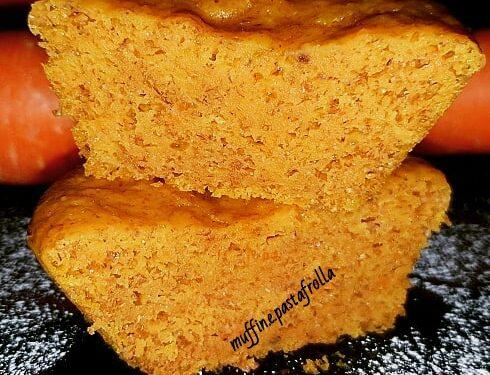 Vegan Carrot Muffin
