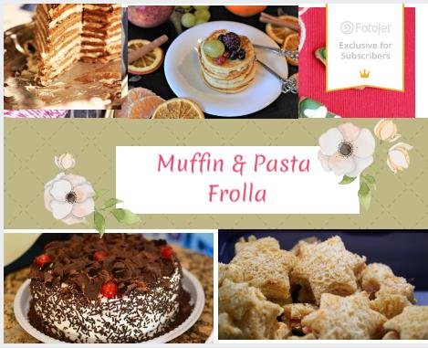 Muffin e Pastafrolla