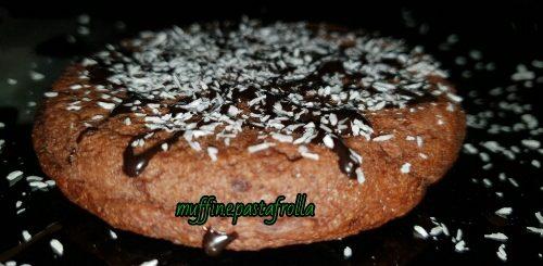 Pancake cocco e cioccolato