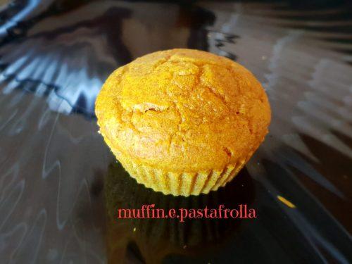 Muffin avena e curcuma