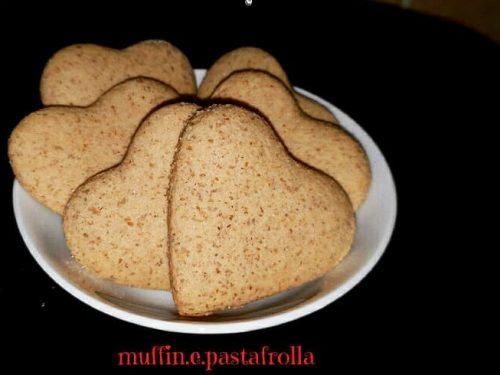 Biscotti 100% farro integrale