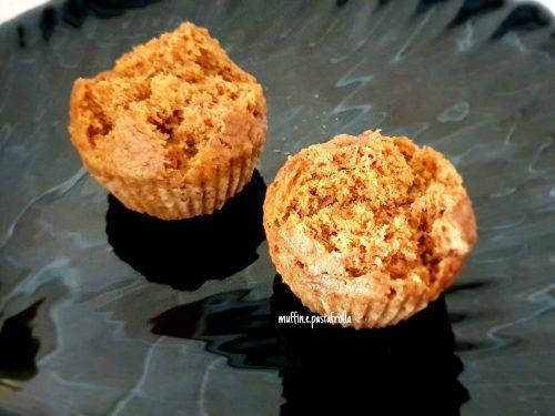 Fluffly Carrot Muffin