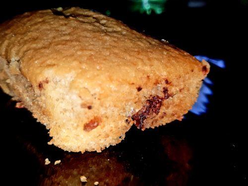 Plumcake vegano alla crema vegan di cioccolato fondente