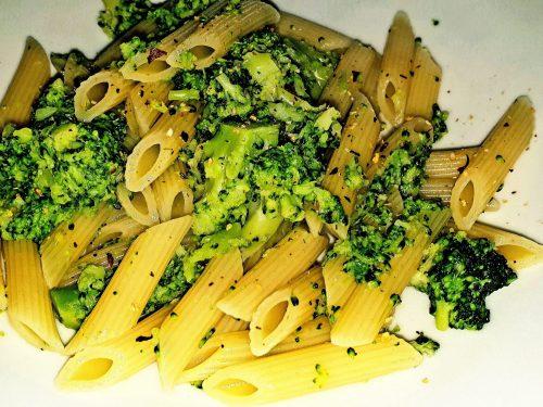 Pennette Light con Broccolo piccante