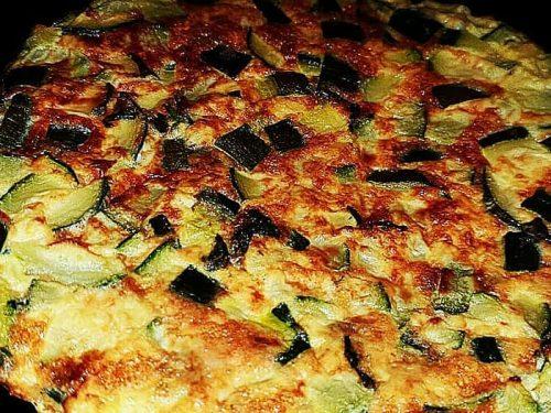 Forn-frittata di zucchine