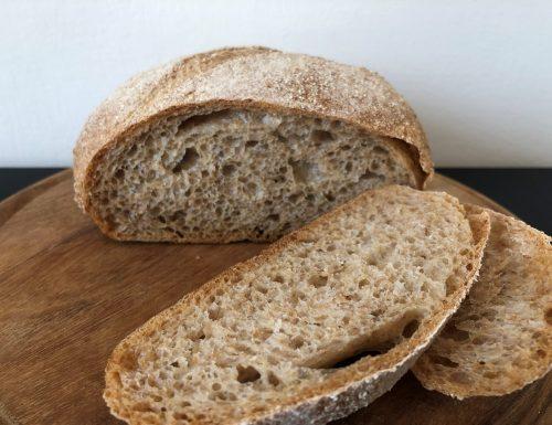 Pane con farina di Grano Russello